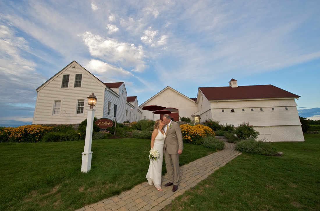Jonathan Edwards Winery Wedding