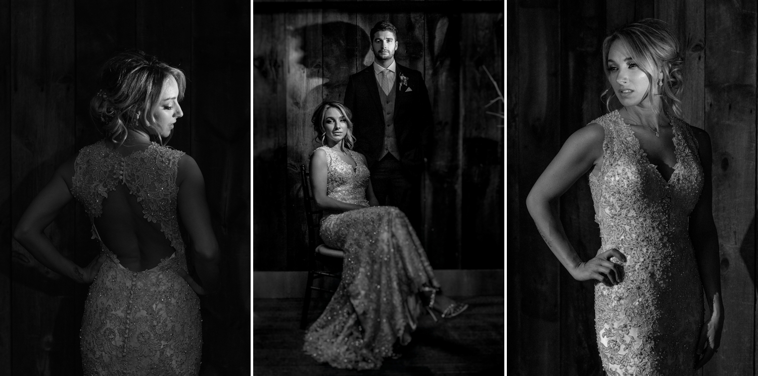 Portraits at The Barn at Gibbet Hill Wedding