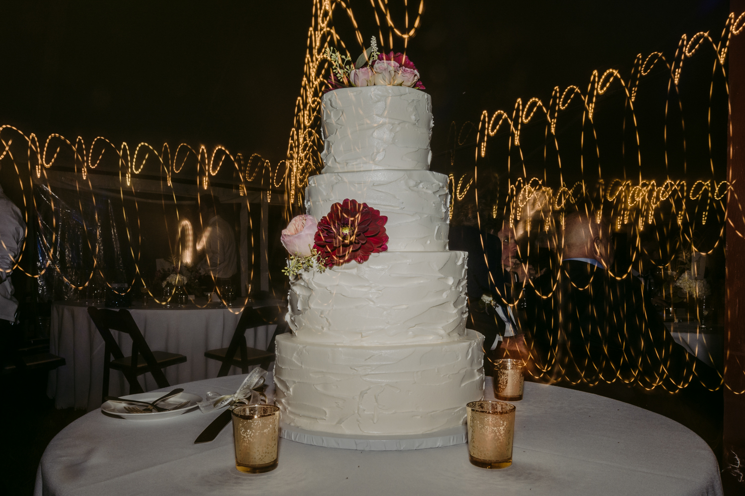 Cottage Street Bakery Wedding Cake