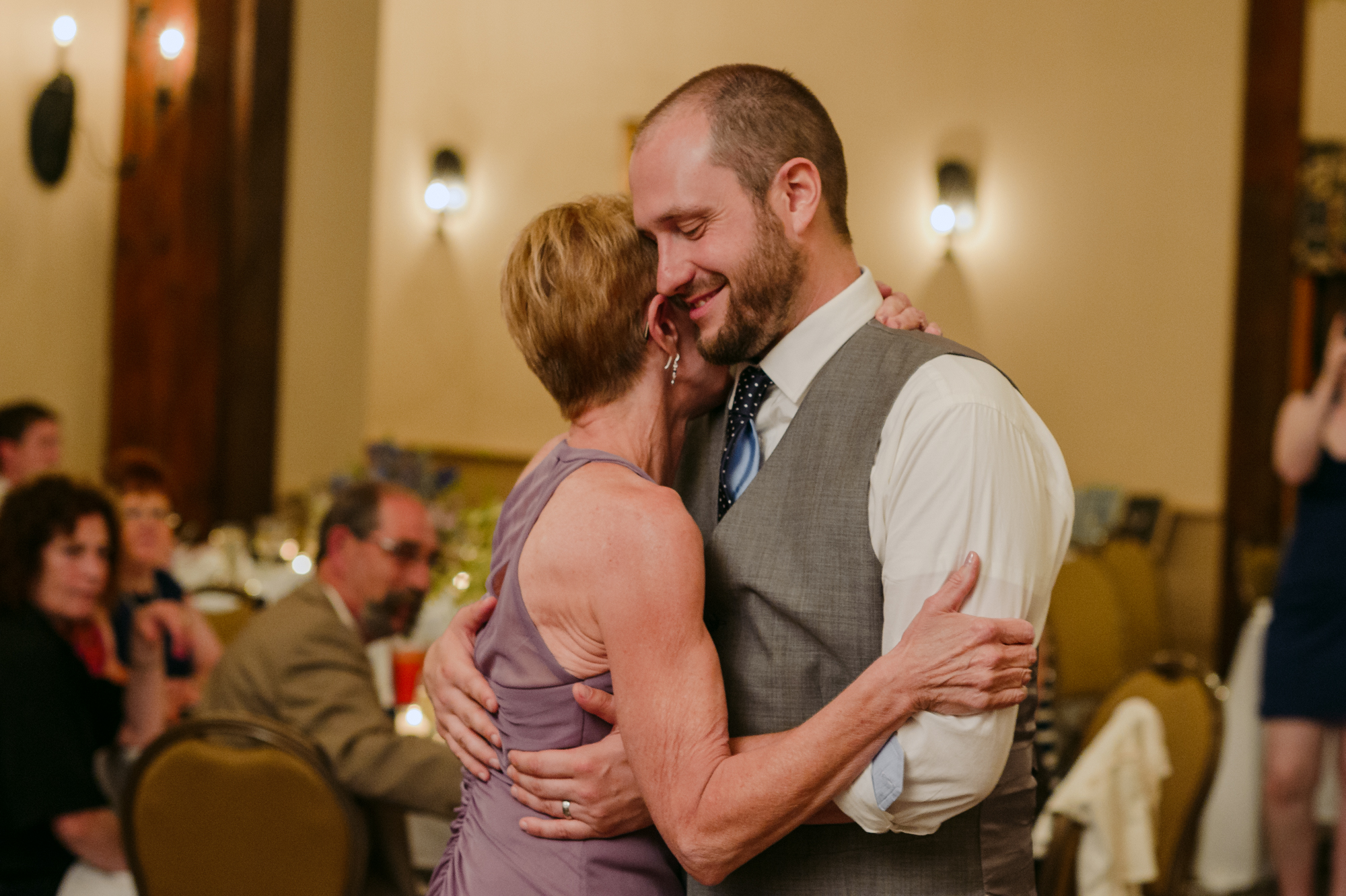Publick House Historic Inn Wedding Mother Son Dance