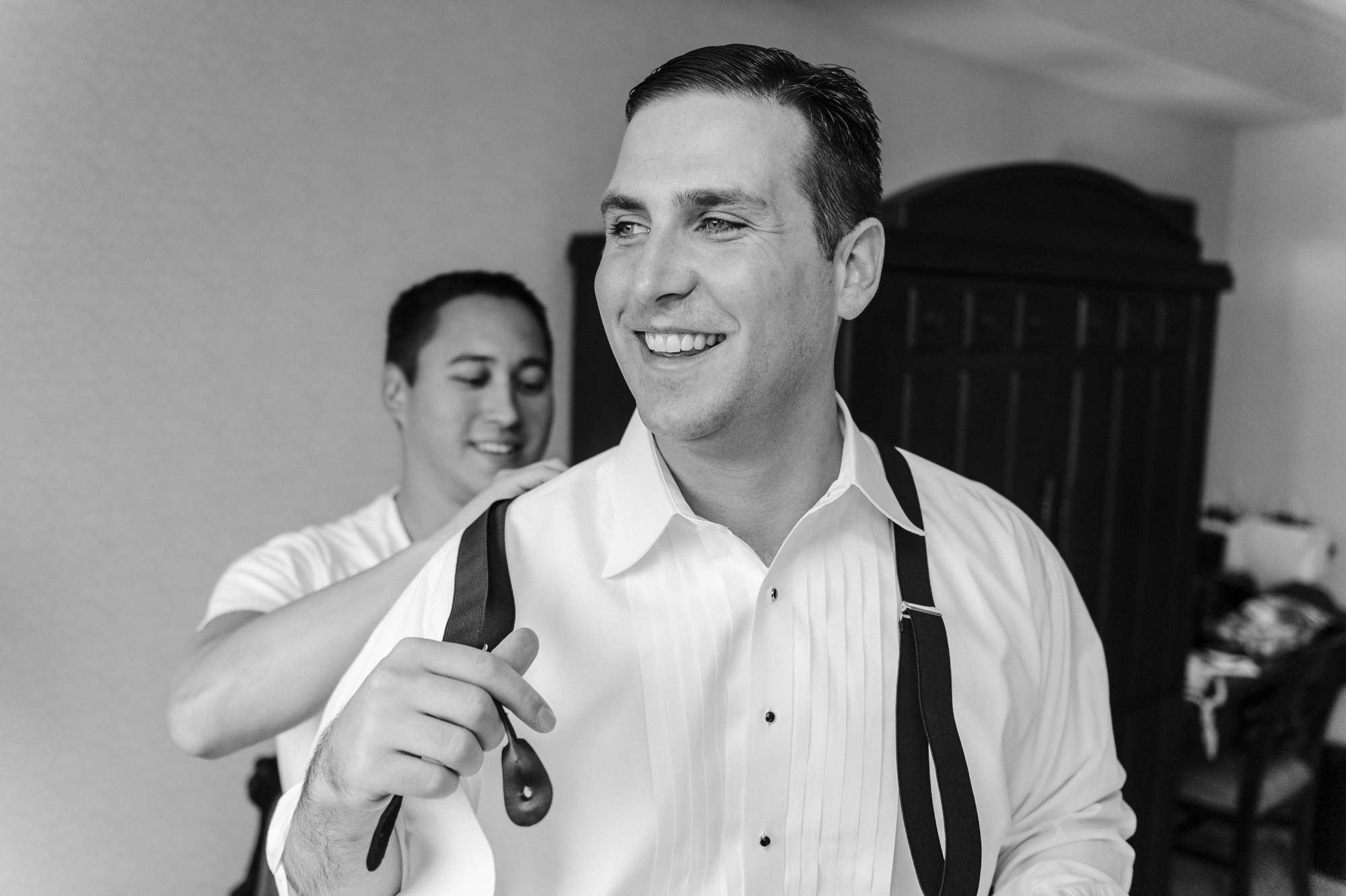 Omni Hotel New Haven Groom Prep