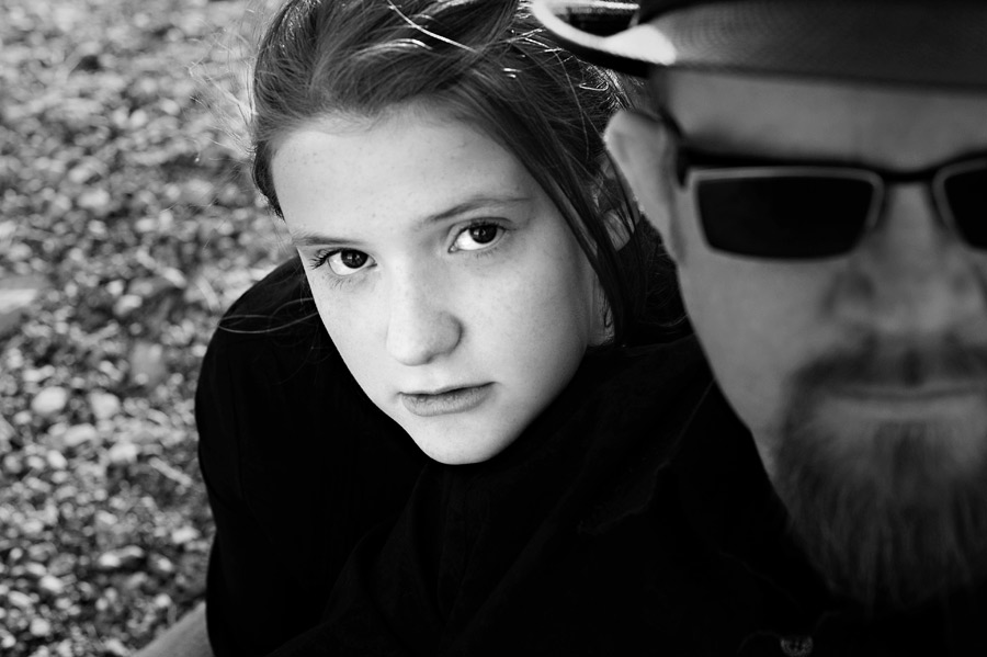 John Michael Cooper Portrait Session of Hannah and I