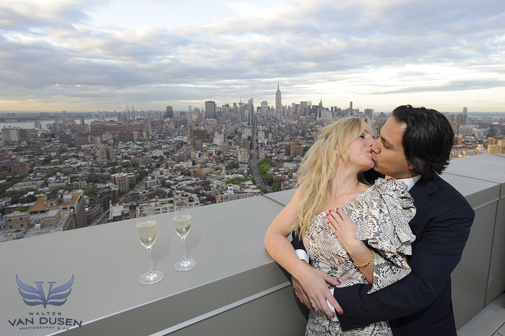 Trump SoHo Marriage Proposal