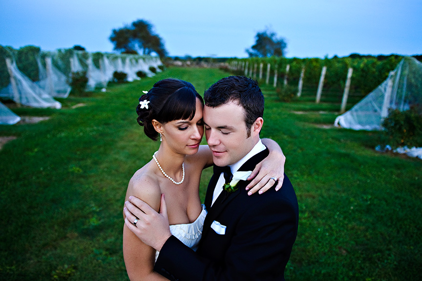Jonathan Edwards Winery Wedding Album