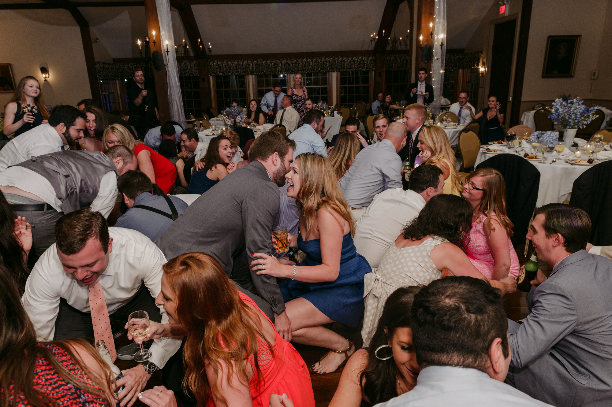 Publick House Historic Inn Wedding Dance