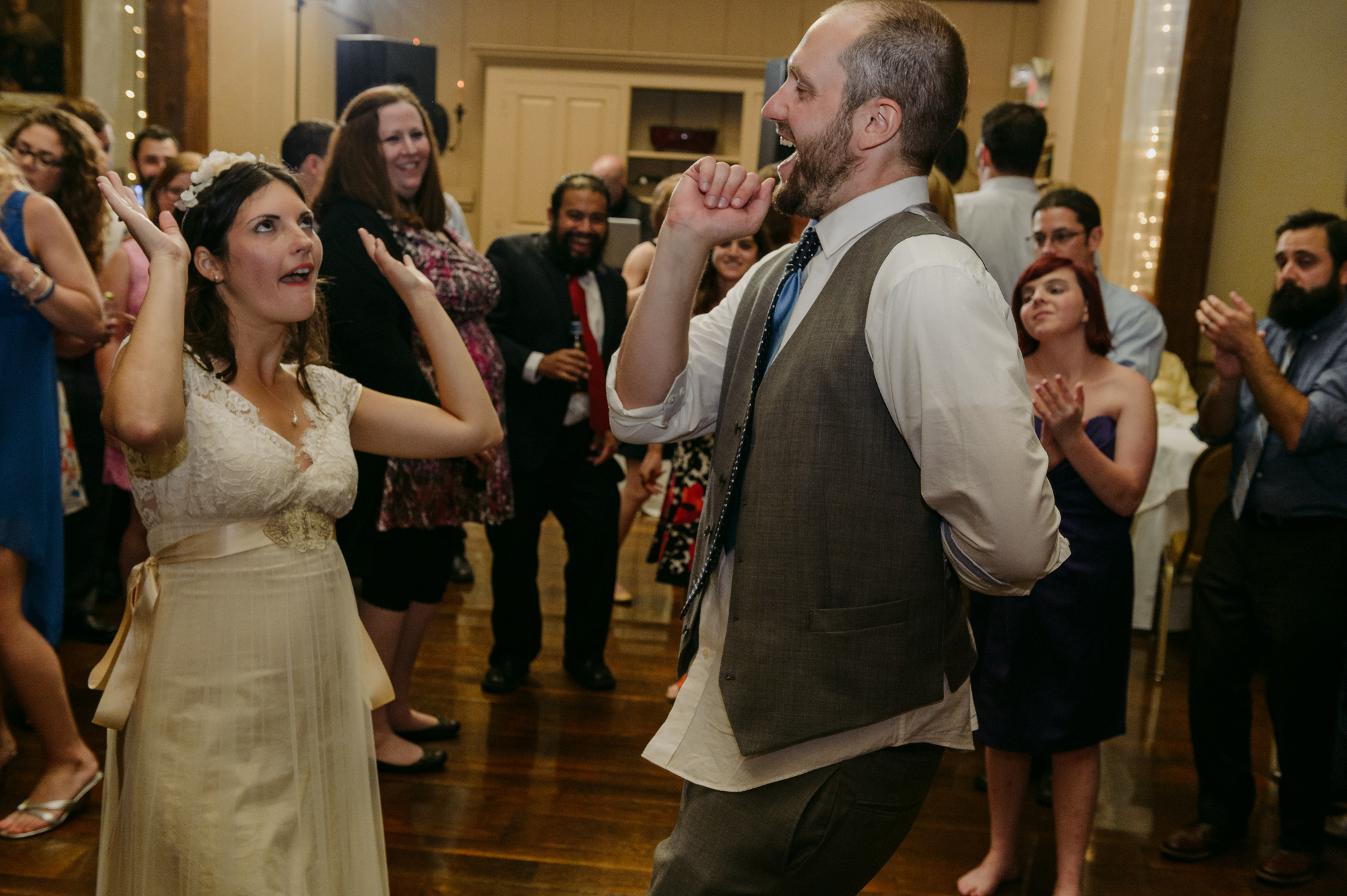 Publick House Historic Inn Wedding Dancing