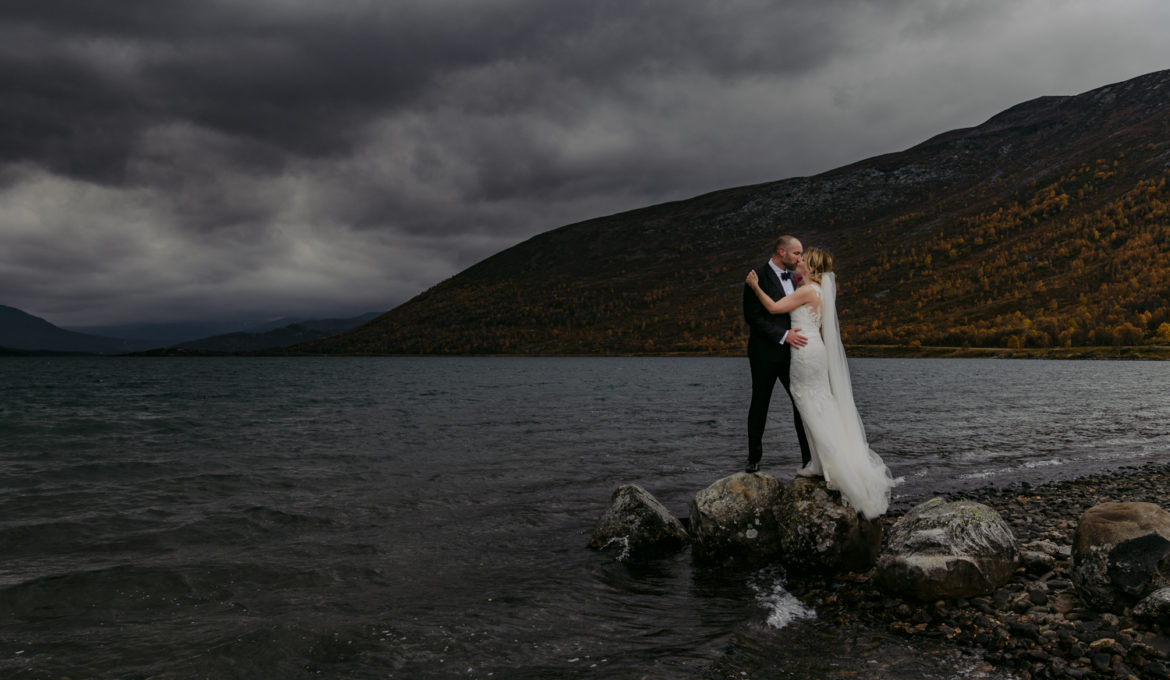 Norwegian Wedding at Lom Stave Church Wedding and Bessheim Mountain Lodge Wedding Reception