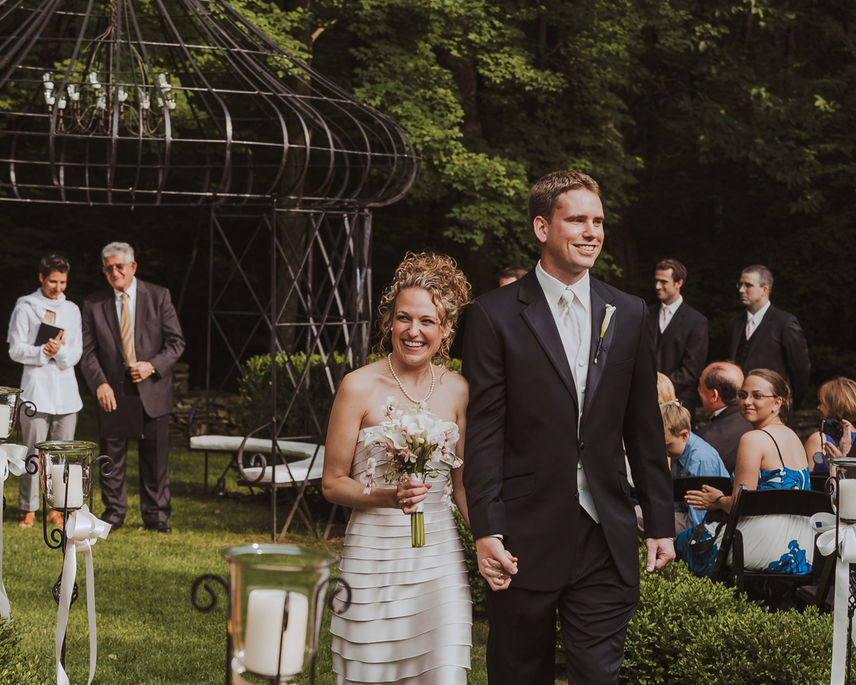 Lord Thompson Manor Wedding Ceremony