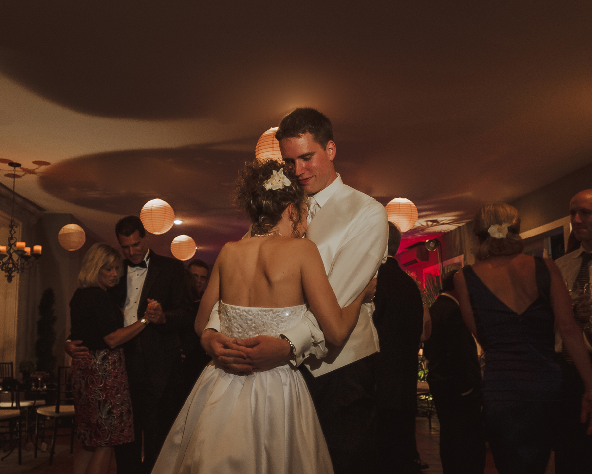 Lord Thompson Manor Wedding Last Dance